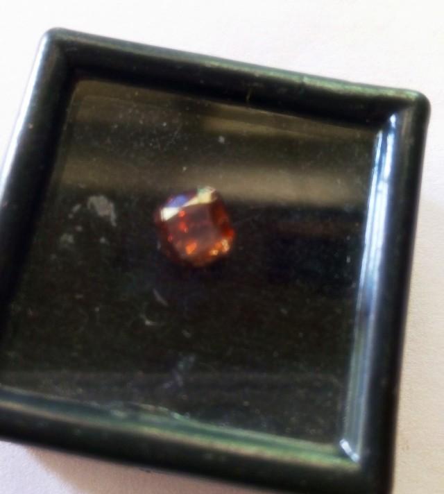 NATURAL-BROWN RED DIAMOND,0.75CTW-1PCS