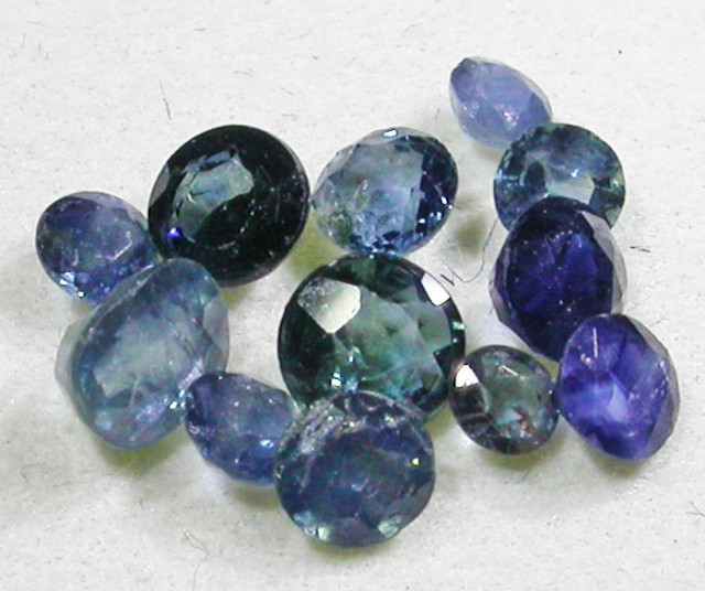 2 CTS - NATURAL BLUE AUSTRALIAN SAPPHIRE [ST9346]
