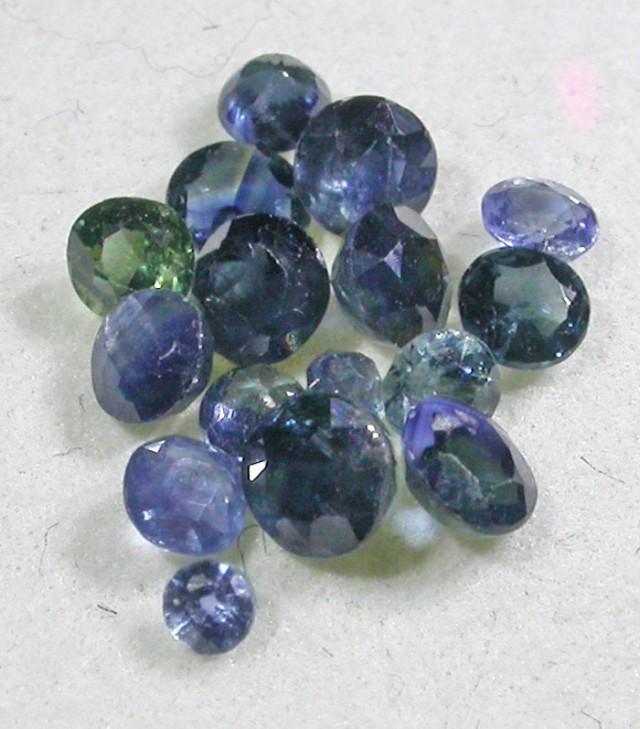 2 CTS - NATURAL BLUE AUSTRALIAN SAPPHIRE [ST9350]