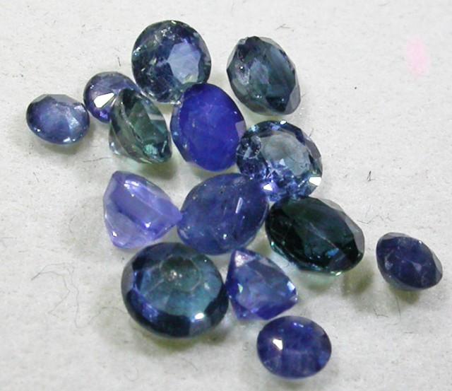 4 CTS - NATURAL BLUE AUSTRALIAN SAPPHIRE [ST9398]