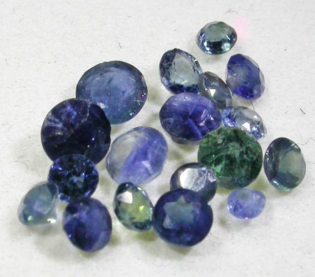4 CTS - NATURAL BLUE AUSTRALIAN SAPPHIRE [ST9404]