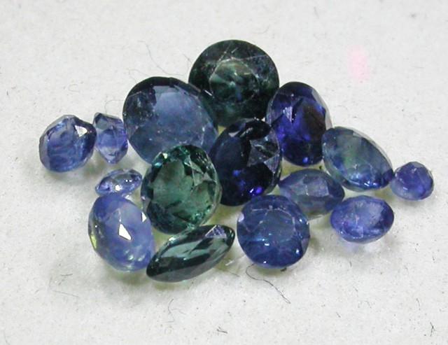 4 CTS - NATURAL BLUE AUSTRALIAN SAPPHIRE [ST9419]