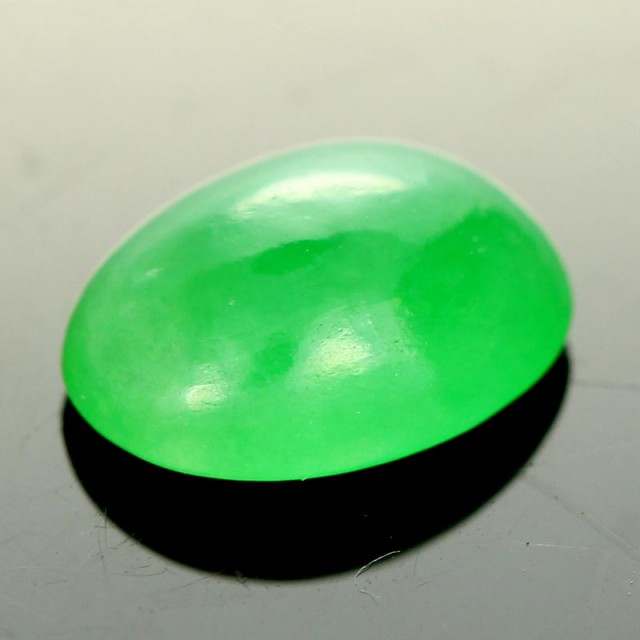 gemselect gem info pale gaspeite jewelry green large information gemstone gems