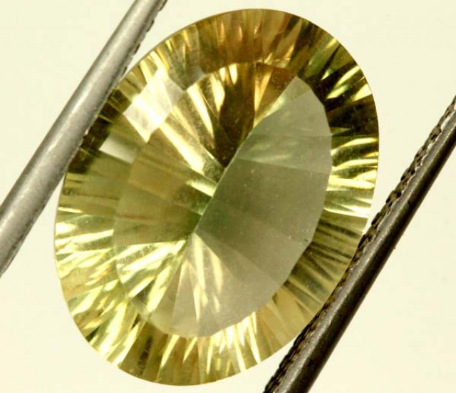 BUFF TOP FACETD SUNSTONE NATURAL 8.0 CTS  PG-1530