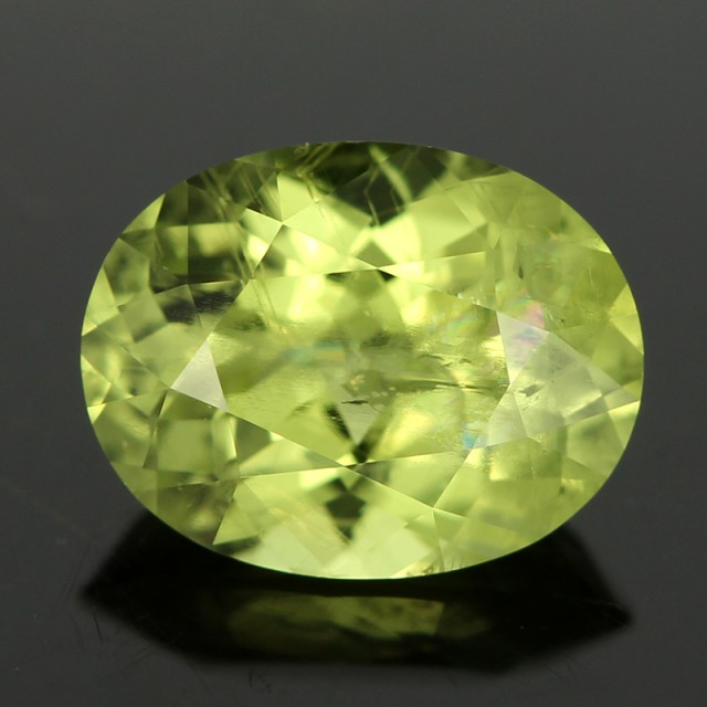 1.96cts Transparent Yellow Chrysoberyl (RCB5)