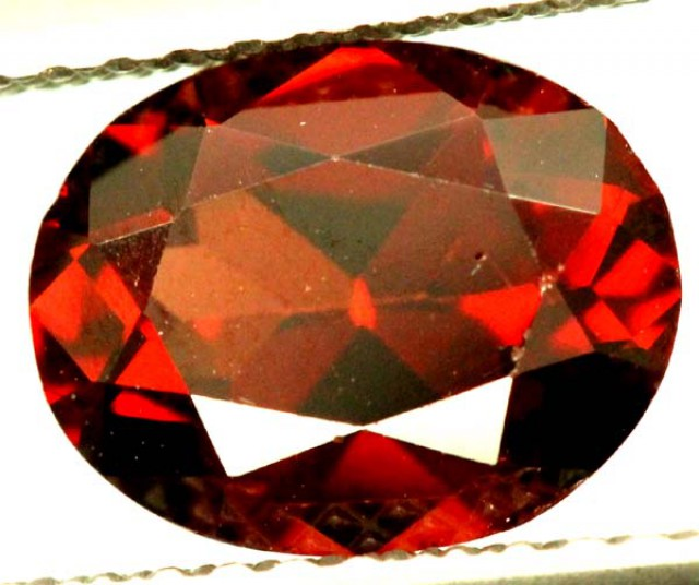 GARNET FACETED STONE 2.0 CTS PG-1543