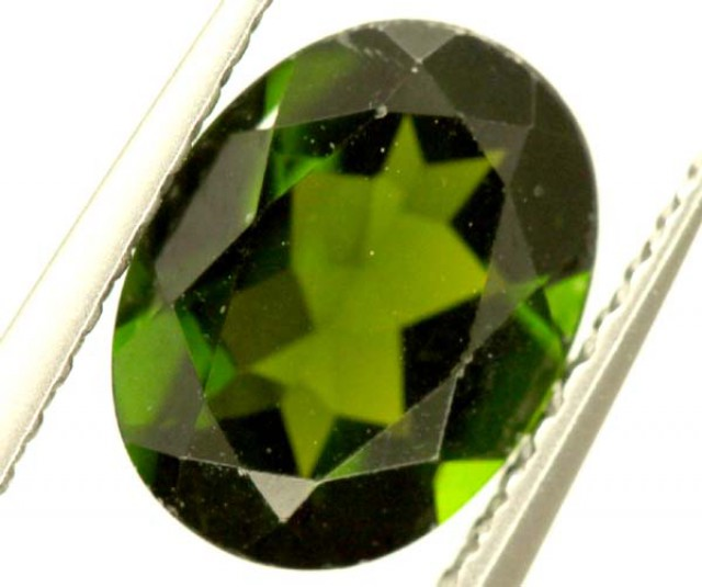 CHROME DIOPSIDE  1.25 CTS  PG-1605