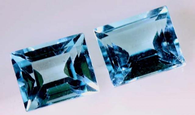 BLUE TOPAZ   3.25  CTS  PG-1643