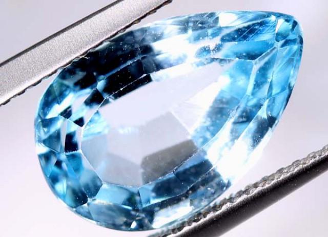 BLUE TOPAZ   7  CTS  PG-1647
