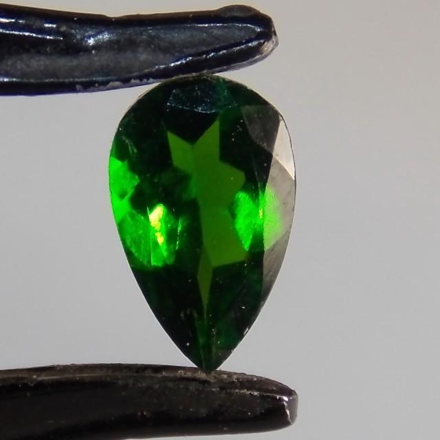 .37ct Chrome Diopside Pear Cut