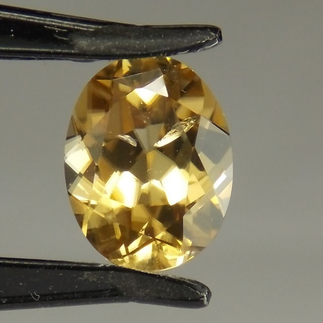3.07ct Yellow Zircon