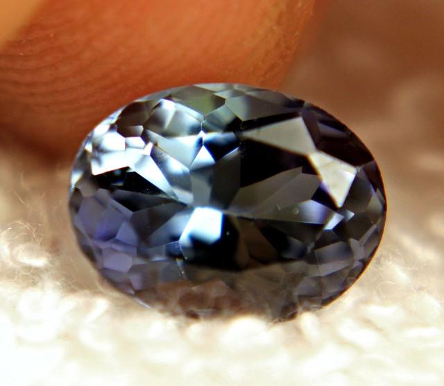 2.03 Carat VVS1 African Tanzanite - Gorgeous