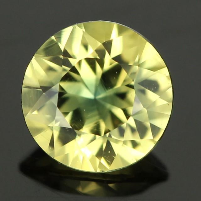 0.56cts Australian Sapphire - Golden Yellow (RSA250)