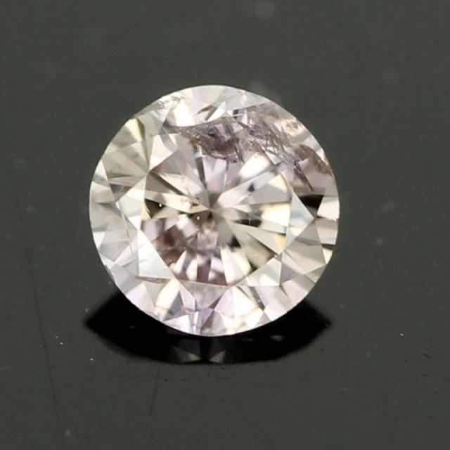 0.13cts Coloured Diamond - Natural (RDI38)