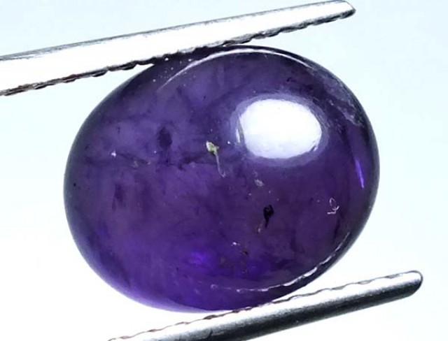 NATURAL AMETHYST CAB STONE 1.15CTS NP-1459