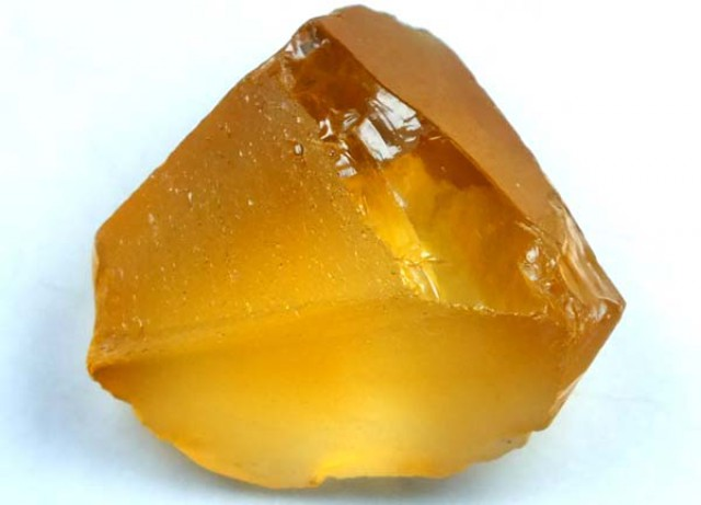CITRINE ROUGH NATURAL 30 CTS NP-1604