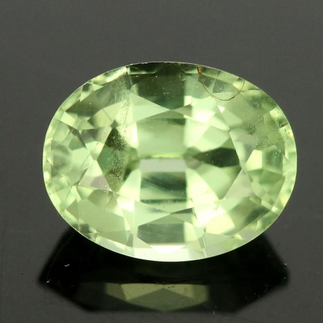 1.72cts Mint Green Nigerian Tourmaline - Stunning (RTO166)