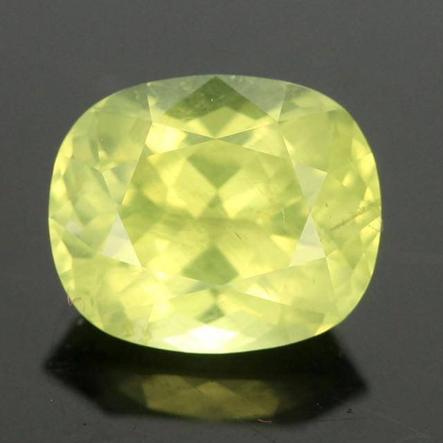 1.89cts Transparent Yellow Chrysoberyl (RCB9)