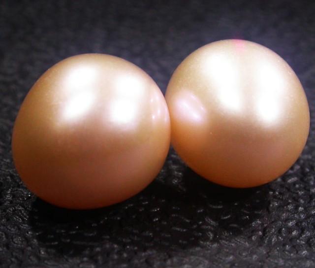 Parcel South Seas Pearls  Pairs AGR1127