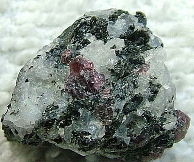 (MGW) RUBY SPECIMEN - RUSSIA  35 CTS FP 65