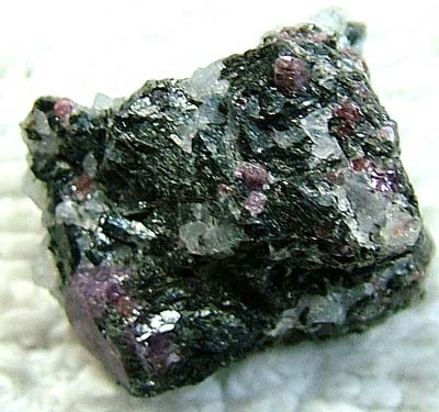 (MGW) RUBY SPECIMEN - RUSSIA 35 CTS FP 161
