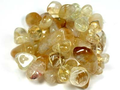 HIGHLY POLISHED CITRINE NECKLACE BEADS  RA1502