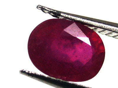 NATURAL RUBY GOOD QUALITY 1.25 CARATS RA1592