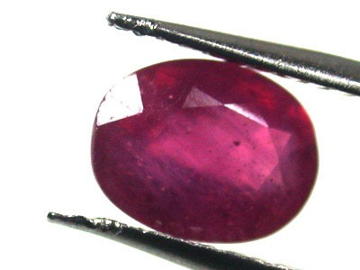 NATURAL RUBY GOOD QUALITY 1.10 CARATS RA1596