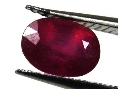 NATURAL RUBY GOOD QUALITY 1.35 CARATS RA1598