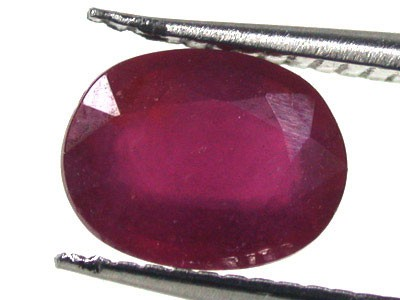 NATURAL RUBY GOOD QUALITY 1.40 CARATS RA1640