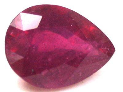 NATURAL RUBY  GOOD QUALITY  1.90 CARATS RA1671
