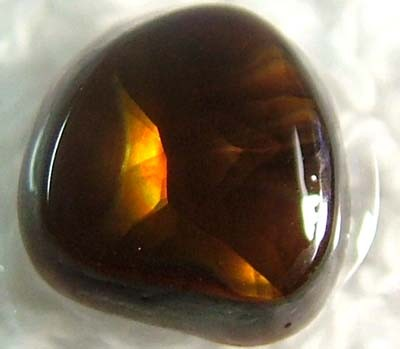 (MGW) FIRE AGATE SPECIMEN 3.30 CTS FP 358