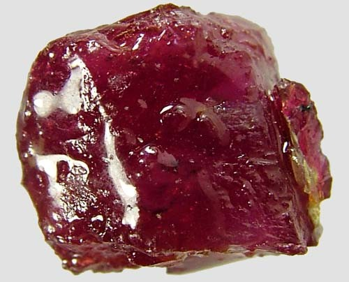 MADAGASCAN RUBY ROUGH - GLASSED  20CTS [PS110 ]