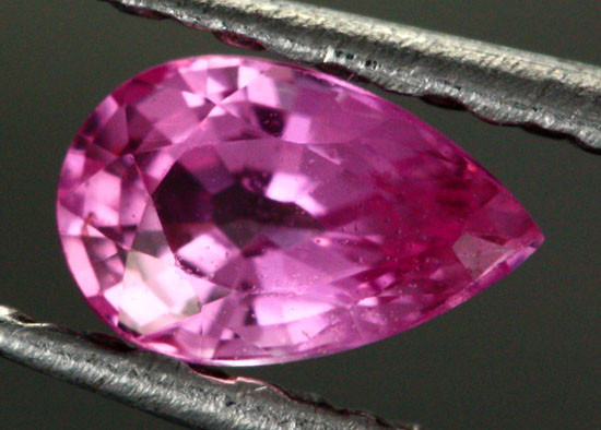 MADAGSCAN  PINK SAPPHIRE 0.28 CTS [PS165]