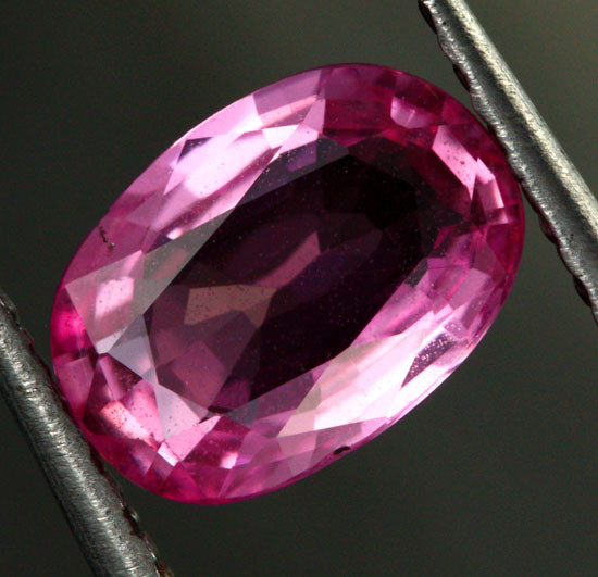 1.13 CTS MADAGSCAN  NATURAL  PINK SAPPHIRE [PS169]