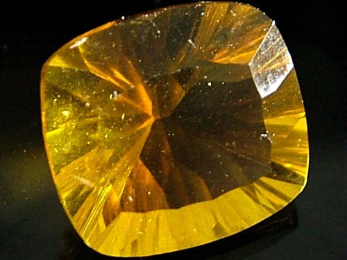 FLUORITE  GOLD -BRILLIANT CLEAN COLOURS 12 CTS [S2207]