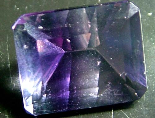 FLUORITE -BRILLIANT CLEAN BI-COLOURS 4.8 CTS [S2318]