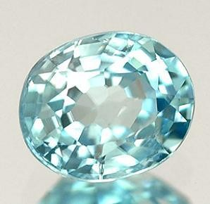 1.10CARAT WEIGHT OVAL CUT CAMBODIAN ZIRCON, PREMIUM GRADE AND SPECTACULAR CUT, COLOR AND CLARITY