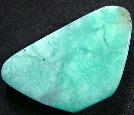 37.45 CTS  BLUE OPAL NATURAL DRILLED NP-629