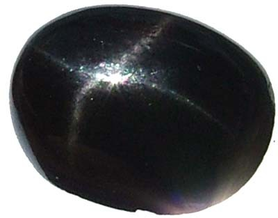 BLACK STAR DIOPSIDE  1.5 CTS  [S3088 ]