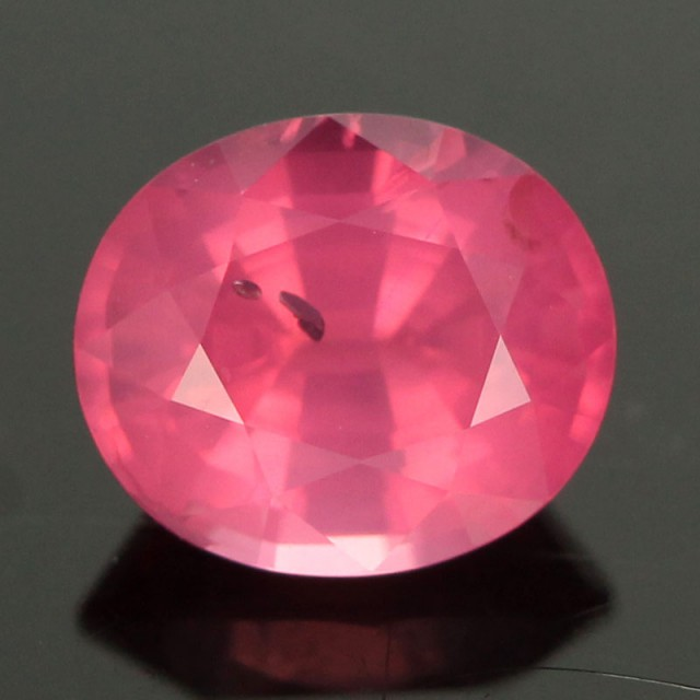0.58cts Firey Pink Red Spinel (RS89)