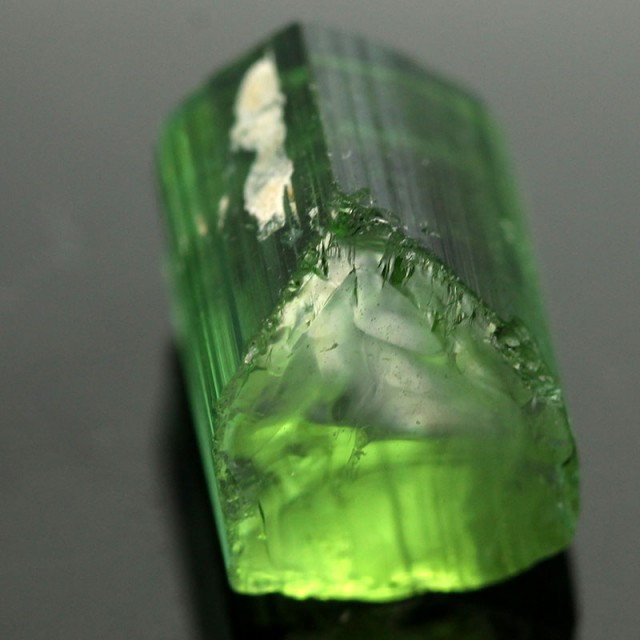 8.71cts Blue Green Tourmaline Rough - Facet Grade (RTO123)