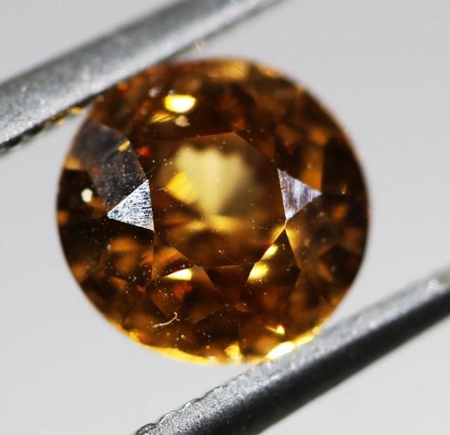 1.3 CTS ZIRCON FROM SRI LANKA -  TOP DIAMOND CUT [ST9535]