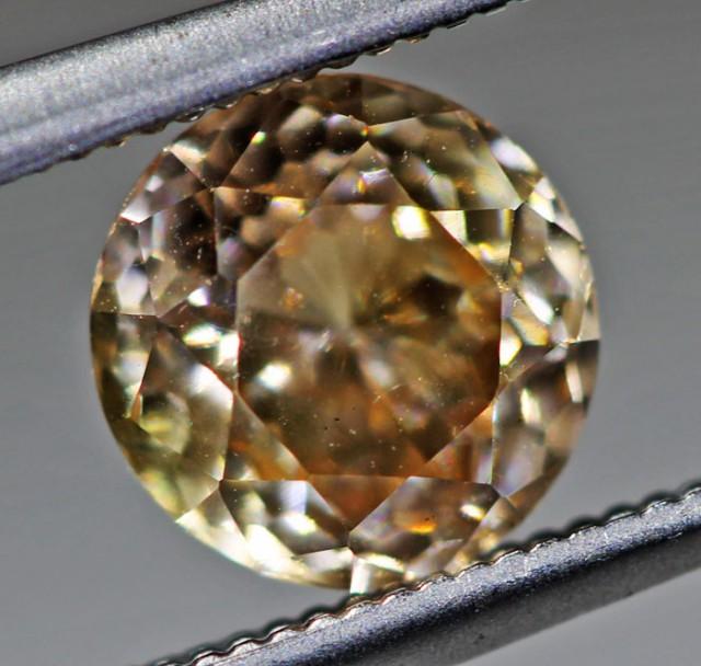 1.45 CTS ZIRCON FROM SRI LANKA -  TOP DIAMOND CUT [ST9559]
