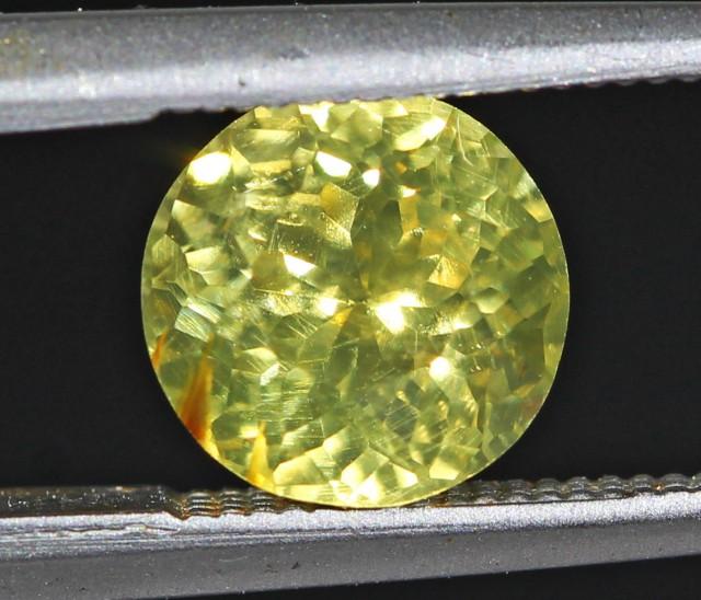 1.6 CTS ZIRCON FROM SRI LANKA -  TOP DIAMOND CUT [ST9581]