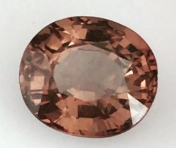 Pretty 2.18ct  Quality ! Pinkish Malaya Garnet ! DR58 G597