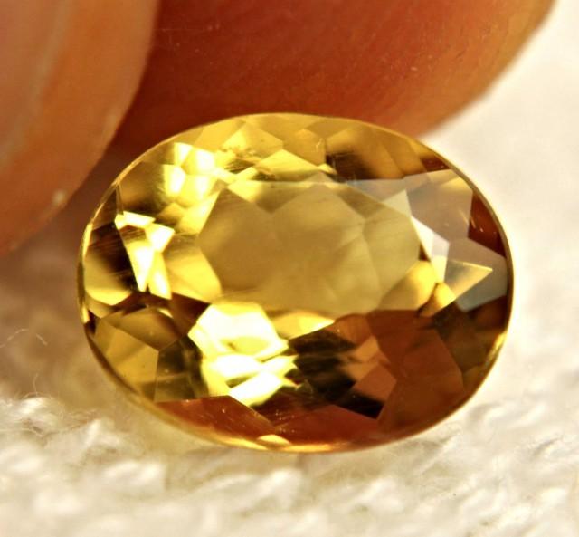 2.41 Carat VS Golden Yellow Beryl