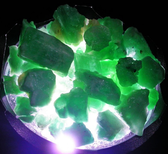 Parcel Emerald rough  From Afghanistan  AGR 1660