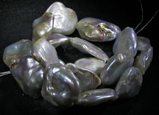 Strand  Keishi Fresh Water Cultured  Pearls,Moonstone Luster   AGR 1702