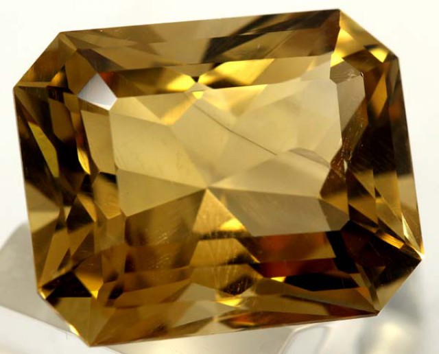 CITRINE NATURAL FACETED 29.50 CTS CG-1757